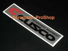 "2x 8.5""21.6cm Cusco sticker decal JDM for atenza protege 5 lancer eclipse BRZ 86"