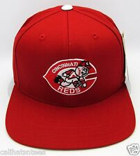 Cincinnati REDS Snapback Cap Hat American Needle MLB Mr. Red Caps Hats NWT