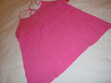 XHILERATION Pink Sleep Cami Top Size M NEW with tag