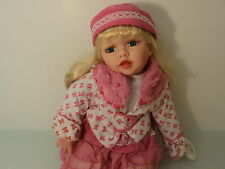 Baby Doll Girl Massive Large 58cm Doll Brand New Packaged Pink & White