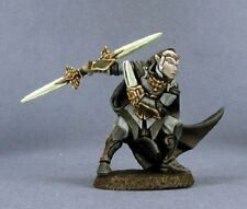 Elven Rogue Reaper Miniatures Dark Heaven Legends Assassin Ranger Fighter Melee