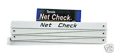 Tourna Net Check Measures Posts-Net-Fits Tennis Accessory