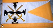 German Prussian Navy Fleet Admiral Officer War Battle Pennant Pennon Burgee Flag