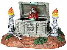 Lemax 04152 BOO! Spooky Town Table Accent Animated Halloween Decor Accessories I