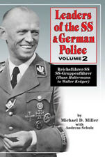 SIGNED! LEADERS OF THE SS & GERMAN POLICE VOL. 2 REICHSFUHRER-SS - SS GRUPPENFUH