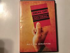 Deal or No Deal / Obey His Thirst by Allen Griffin (2CDs + 2DVDs)