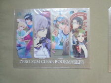Official Karneval Are you Alice 07 Ghost Amatsuki Book mark set NEW