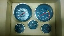 Lada Niva 2121 1600 / 2103 2106 Gauges Tuning Kit Blue