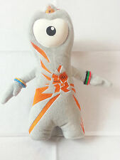 "London 2012 Wenlock Mascot 12"" plush doll Olympics  Games Official Souvenir doll"