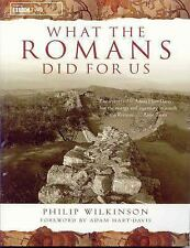 What the Romans Did for Us-ExLibrary