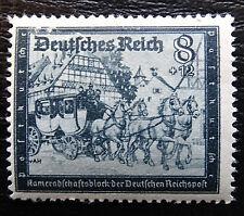 Deutsches Reich 889 * , Plattenfehler fA Schantl Verlag , Qualitätsgrad II