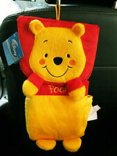 Pooh Car Hanging Tissue Box Cover Winnie the Pooh NWT
