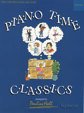 Piano Time Classics Oxford Piano Method Easy Sheet Music Book Pauline Hall