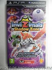 OCCASION Jeu INVIZIMALS SHADOW ZONE playstation PSP sony game francais portable