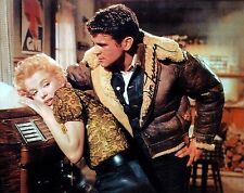 Don Murray signed 8x10 Bus Stop photo / autograph Marilyn Monroe