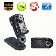 Mini Sport DVR Full HD 1080P 12MP Hidden Spy Camera Security Night Vision Cam DV