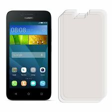2 x Membrane Screen Protectors For Huawei Y5 (Y560) - Glossy Cover Guard