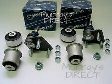 MEYLE Kit 4 Front Wishbone Bushes & 2 Ball Joints for Audi TT Quattro & S3 2000