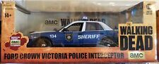 Green Light 1:18 scale The Walking Dead Ford Crown Victoria Police Interceptor