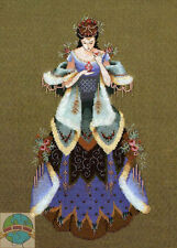 Cross Stitch Chart /Pattern ~ Mirabilia The Scent of Old Roses #MD54