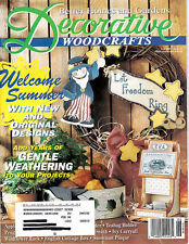 DECORATIVE WOODCRAFTS :  Back Issue - June 1995