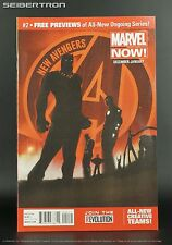 Marvel Now #2 December-January 2014 Free Previews Marvel Comics Avengers