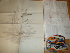 Creative Circle Embroidery Kit Sunset Sailing 0324 opened appears complete
