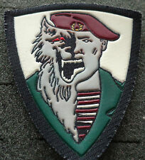 Russian  ARMY SPETSNAZ MAROON BERET PATCH #199
