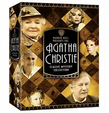 Agatha Christie Classic Mystery Collection DVD 8-Disc Gift Box Set | NEW