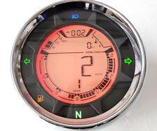 Motorcycle Motor Bike LCD Digital Speedometer Odometer 12000 RPM