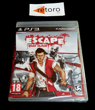 ESCAPE DEAD ISLAND Sony Playstation 3 PS3 Play Station 3 PAL-España Nuevo