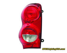 TYC NSF Left Side Tail Light Lamp Assembly for Dodge Durango 2004-2009