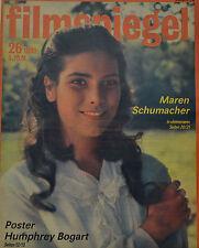 FILMSPIEGEL -  26 / 1989  -  MAREN SCHUMACHER   (FS 427)
