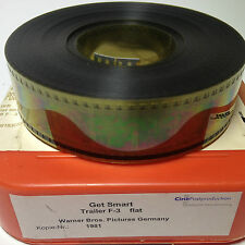 ORIGINAL KINO Trailer Get Smart MOVIE Film 35mm (FSK 12)  Warner Bros TEASER?
