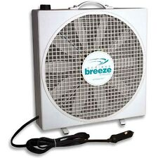 FANTASTIC VENT ENDLESS BREEZE 12 VOLT PORTABLE FREE STANDING 3 SPEED FAN 01100W
