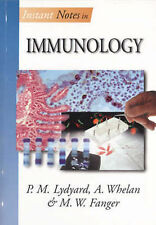 Instant Notes Immunology, Whelan, A., Lydyard, P.M., Fanger, M.W.