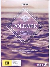 POLDARK (CLASSIC 1975 BBC SERIES 1 & 2)-  DVD - UK Compatible - New & sealed