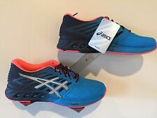 ASICS Men's Shoes fuzeX Methyl Blue/White/Black - Size 10