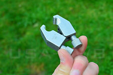 ADJUSTABLE QUILL STOP CLAMP FOR BRIDGEPORT MILLING MACHINE *** MADE IN USA ***