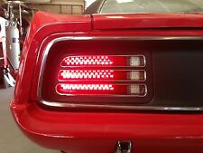 70-71 Cuda Barracuda LED Tail Lights