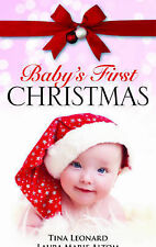 Baby's First Christmas (Mills & Boon Special Releases) (Mills and Boon Single Ti