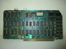 Display + Keyboard card 8709288a1 trs-80 Model 2, 12, 16, 16b, 6000 Radio Shack