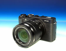Fujifilm x-m1 avec super EBC xc 16-50mm/3.5-5.6 ois appareil photo Camera - (91195)