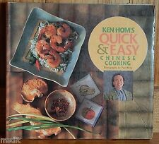 QUICK & EASY CHINESE COOKING Ken Hom PB