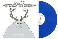 Thud Rumble LeJAD - Stereotor Break Traktor Vinyl!! NEW!! SEALED!! FREE SHIPPING