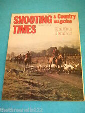 SHOOTING TIMES - HUNTING NUMBER - NOV 1 1979
