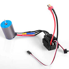 RC4WD OUTCRY HIGH PERFORMANCE 45A BRUSHLESS ESC/MOTOR SYSTEM (VERSION 2) Z-E0048