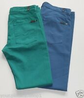 "Mens 7 for all Mankind ""Slimmy"" Colored Pants 2 Colors Available"