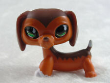 Littlest Pet Shop #675 Savannah Savvy Dachshund Dog