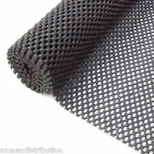 2 x LARGE ROLL OF  ANTI SPILL TOOL BOX LINER MATTING DASHBOARD NON SLIP MAT